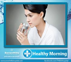 Drinking a glass of water first thing in the morning has been proven to contribute body's ability to burn calories, contributes other weight loss efforts and dehydration prohibits the fat-burning process. Since mild dehydration is also one of the most common causes of daytime fatigue.