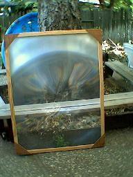 The #Fresnel Lens: Random Destructive Acts via Focused Solar Radiation #solarradiation http://bclee.net/lens.html