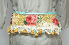 Hip Belt Created from Recycled Materials by GallimaufryClothing