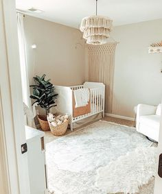 Ideas for a boho nursery neutral - Baby Room Ideas