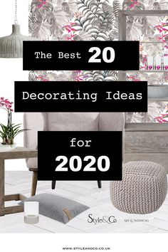 Find it here -' The Ultimate Style Guide ' for decorating your home. Filled with mood boards to Inspire you and style tips to help you create an ideal home. Interior Blogs, Interior Styling, Interior Inspiration, Interior Design, Decorating Your Home, Interior Decorating, Decorating Ideas, White Painted Furniture, Cosy Room