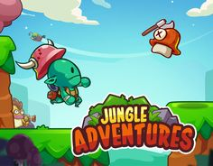 "Check out this @Behance project: ""Jungle Adventure"" https://www.behance.net/gallery/40857917/Jungle-Adventure"