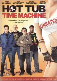Hot Tub Time Machine  (Enhanced Widescreen for 16x9 TV)  (DVD)  (Eng/Fre)