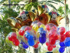 Disneys Hollywood Studios: Balloons