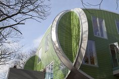 Maggie's Centre designed by CZWG Architects - UK