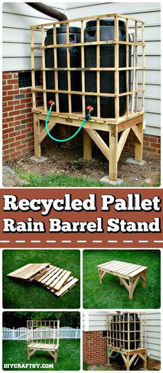 150 Best DIY Pallet Projects and Pallet Furniture Crafts - Page 9 of 75 - DIY & Crafts