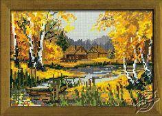 Autumn - Cross Stitch Kits by RIOLIS - 920