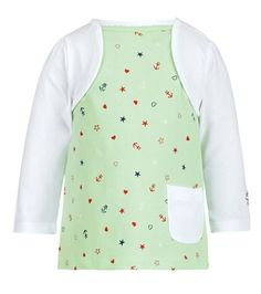 s.Oliver Baby - Mädchen (0-24 Monate) Langarmshirt 65.402.31.6998