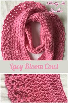 Easy to crochet, this elegant crochet pattern is sure to impress your friends once you have it completed. Made with one skein, it's perfect for beginners and advanced crocheters alike.