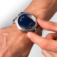 Island Blue - Storm Watches