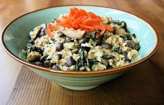 From the Vegan Yum Yum cook book by Lauren Ulm via @SparkPeople