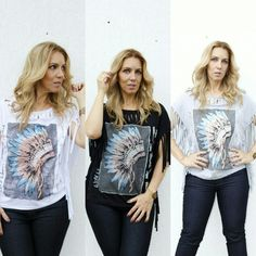 Qual é o seu seu estilo? T-shirts hippie Chic com várias opções de cores. Tamanhos P ao G. Compre em nosso site.  www.santollo.com.br