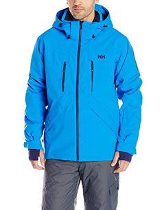 Helly Hansen Men's Juniper Ski Winter Jacket