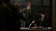 Outlander episode 112: Lallybroch - Jamie and Ian Murrey