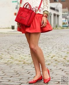 6. #Patent Flats - 10 #Basic #Fashion #Items Every #20-year Old Should Have in Her #Closet ... → Fashion #Dorothy