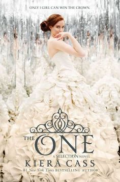 Waiting on Wednesday #28: The One by Keira Cass, The Selection trilogy