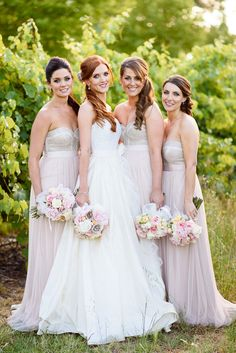 Classic Outdoor Winery Wedding   Photo by Melissa's Photography http://melissasphotography.com.au/