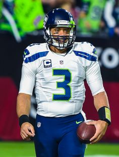 2. Russell Wilson, QB, Seahawks : The NFL's 25 highest-paid players