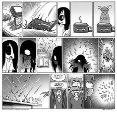 Erma :: Erma- The Rats in the School Walls Part 3   Tapastic Comics - image 1