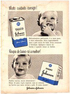 www.propagandashistoricas.com.br453 × 603Pesquisa por imagem Talco e Fralda (Johnson & Johnson) - Anos 50