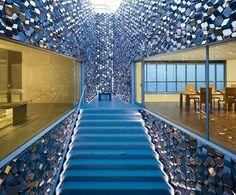 DesignApplause   Takeo obayashi home by tadao ando.