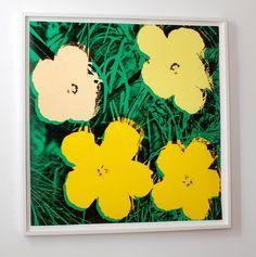 Andy Warhol Flowers (F II. 72), 1970