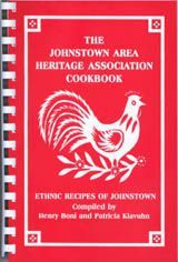 The Johnstown Area Heritage Association Cookbook - in spuddled's Book Collector Connect collection