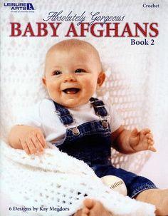 LA absolutely georgeous baby afghans book 2 - bj mini - Álbumes web de Picasa