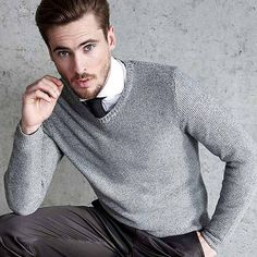 windsor. Spring/Summer 2016 Collection #knitwear #tie #menswear #ss16 by fashionbeanscom