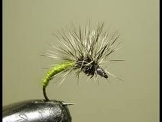 "Tie the ""save the day"" dry fly [Tutorial] - YouTube"