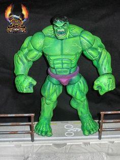 The Hulk (Incredible Hulk) Custom Action Figure