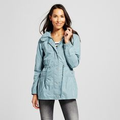 Outerwear Coats And Jackets Collection B M Teal (Blue), Women's