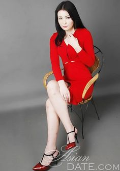 Mulheres mais bonitas: linda senhora asiática Lingling