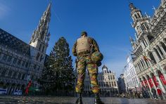 Belgian police and soldiers are accused of having an orgy during the Brussels lockdown following a Daesh terror threat. An internal investigation has been launched into the strange allegations.