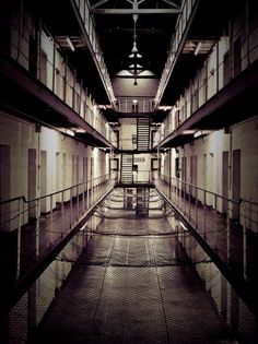 Abandoned prison in Fremantle, Australia. This place is opened for visits, not abandoned. Abandoned Prisons, Abandoned Castles, Abandoned Mansions, Abandoned Buildings, Abandoned Places, Abandoned Cars, Abandoned Hospital, Abandoned Amusement Parks, Perth Australia