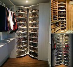 Cabinet idea/storage solution