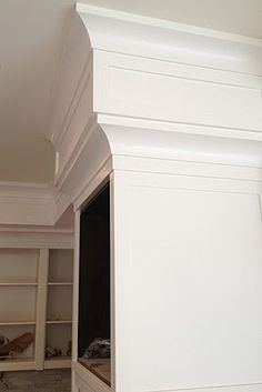 Take Cabinets To Ceiling With Crown Moulding So Important