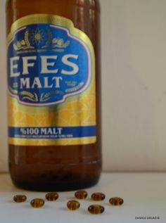 Efes recycled beads