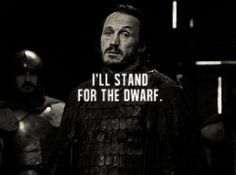 Bronn - Game of Thrones. My favourite :)
