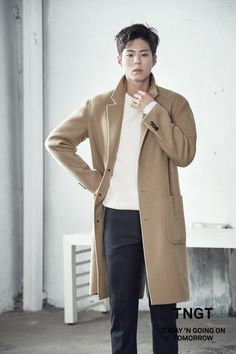 TNGT F/W 2016 Name: Park Bo-Gum Hangul: 박보검