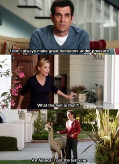 Modern Family . Love this show