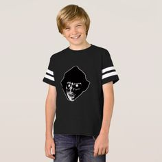 #COB 01 BOYS JERSEY T-Shirt - #Halloween happy halloween #festival #party #holiday