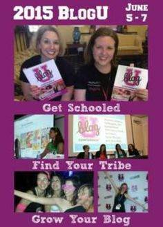 The 2015 BlogU Conference is the best value in the business! With one economical ticket you get the tools to elevate your blogging and writing career aspirations to reality. Get schooled. Find your tribe. Grow your blog. Register today and prepare to be inspired! June 5 -7, Baltimore, MD.   BlogU15