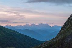 Tiefrastenhütte und Kempspitze Tirol #Italien