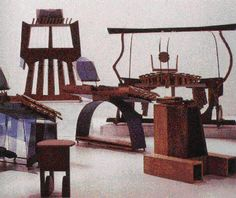 COSMIC MACHINE: HARRY PARTCH//