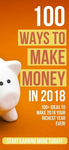100+ Ways You Can Make Money In Your Spare Time In 2018 make money from home | make money fast | making money online | legit ways to make money | make money blogging #makemoneyonline #workfromhome #onlinebusiness #makemoney