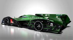 Check Out This Insane Jaguar LMP1 Concept Car