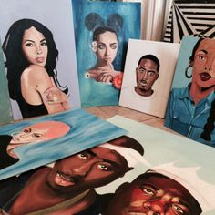 J'adore la mode B*tches Art Sketches, Art Drawings, Art Hoe, Afro Art, Dope Art, Art Sketchbook, Black Art, Art Inspo, Painting & Drawing