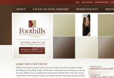 Facial and plastic dermatology surgery foothills