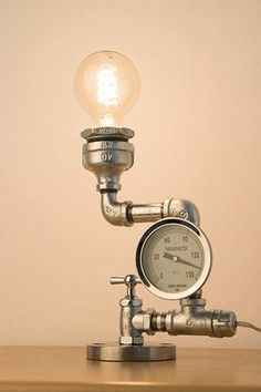 Industrial style Pipe Lamp